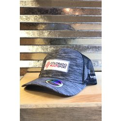 BOCO CMS BOCO Gear Technical Trucker: Heathered Grey