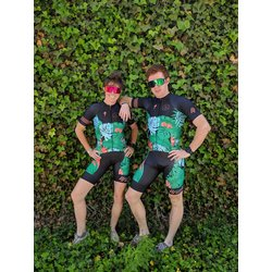 Specialized Women's CMS Specialized Short-Sleeved Between Two Ferns Tri Kit