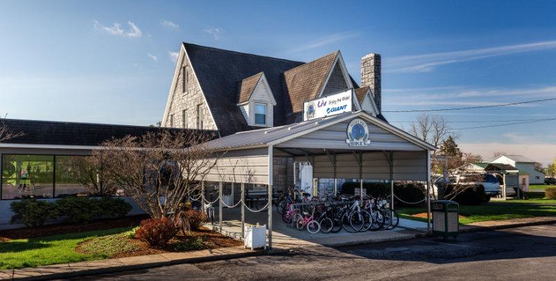 Picture of Mole Hill Bikes