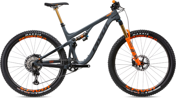 "Pivot Cycles Trail 429 Carbon 29"" Limited Edition Enduro Build"