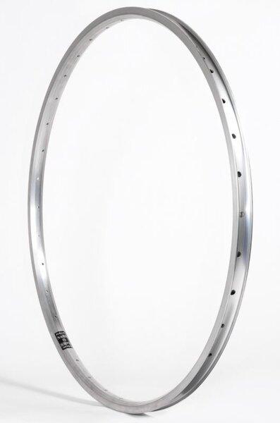 "Velocity NoBS Clincher Aluminium Rim - Mill Finish, 26"", 36h"