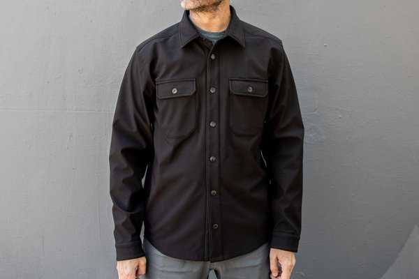 Swrve Swrve Winter Shirt Jacket