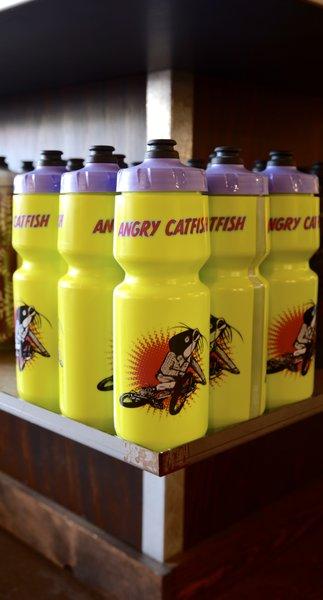 Angry Catfish Angry CatFISHER Bottle 26oz