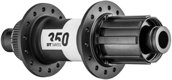 DT Swiss 350 CL-Disc Rear Hub, 28h, 12x142mm, XD