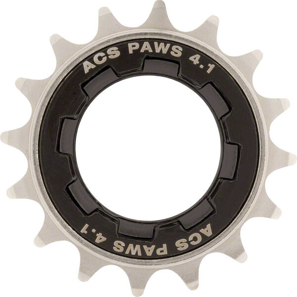 ACS PAWS 4.1 Freewheel - 16t, Nickel