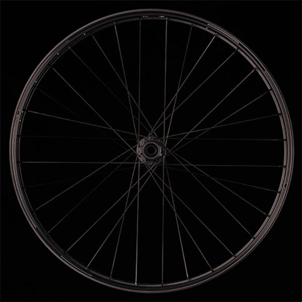 "HED Big Aluminum Deal 26"" x 80mm Front Wheel, 32 spoke - 15 x 150mm"