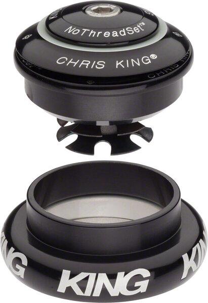 "Chris King InSet i7 Headset - 1-1/8 - 1.5"", 44/44mm, Black"