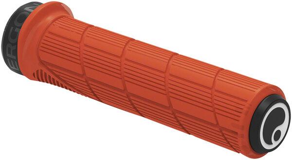 Ergon GD1 Evo Factory Grips - Frozen Orange, Lock-On