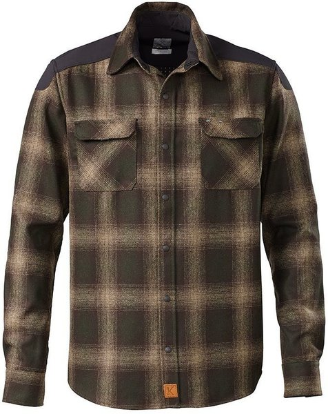 Kitsbow The Icon Shirt Color: Men's Appalachian Spruce