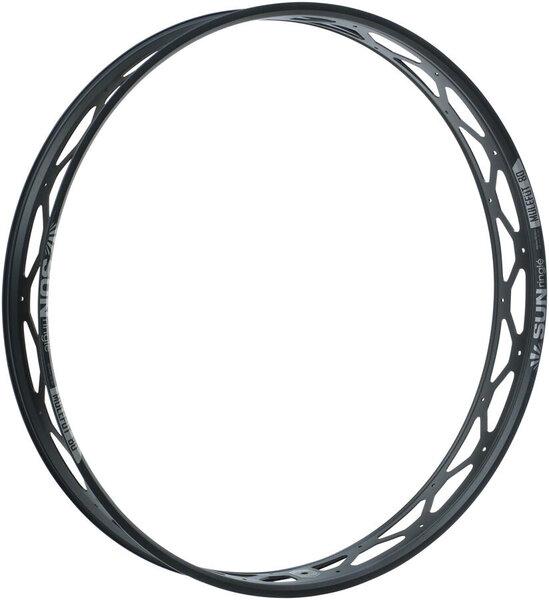 "Sun Ringle Mulefut 80SL V2 Rim - 27.5"" Fat, Disc, Black, 32H"
