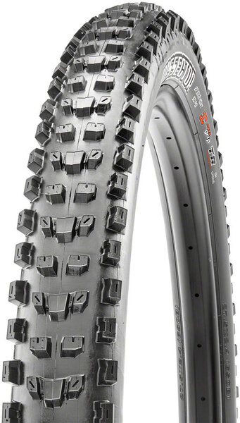 "Maxxis Dissector Tire - 29 x 2.4"", Tubeless, Folding, Black, 3C MaxxGrip, DH, Wide Trail"