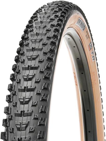 "Maxxis Rekon Tire - 29 x 2.6"", Tubeless, Folding, Black/Dark Tan, Dual, EXO, Wide Trail"