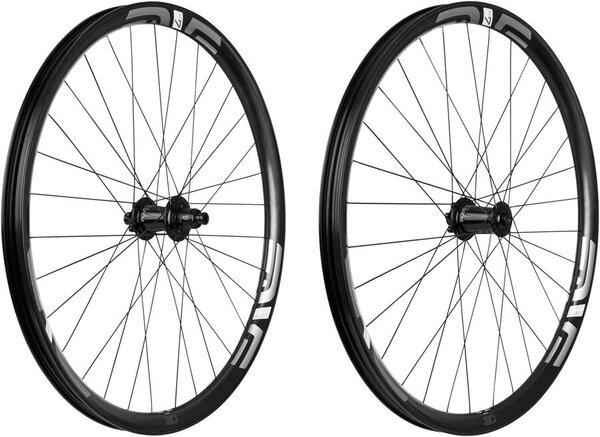 "ENVE M730 Wheelset - 29"", 15 x 110mm/12 x 148mm, 6-Bolt, MicroSpline, Black, Industry Nine Hydra, 32H"