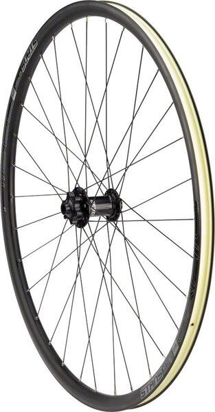 Stan's NoTubes Grail S1 Front Wheel - 700, 12 x 100mm, 6-Bolt, Black