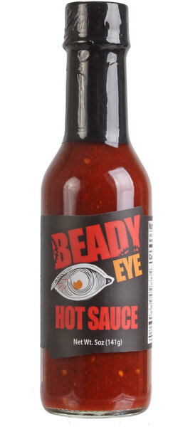 BTI Beady Eye Hot Sauce, 5oz
