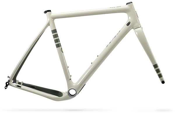Ibis Hakka MX Frame + Fork Color: Bone