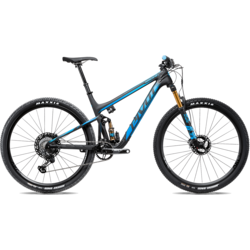 Pivot Cycles Mach 4 SL - Black/Blue