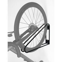 Velo Dock Vertical Bike Storage Rack - up to 2