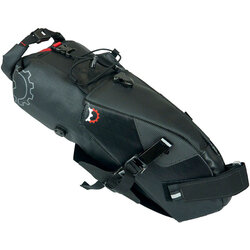 Revelate Designs Terrapin Seat Bag - 8L, Black