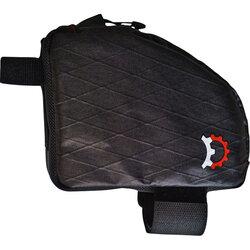 Revelate Designs Jerrycan Top-tube/Seatpost Bag, Regular, Black