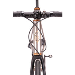 Northern Frameworks Titanium Road Bike - Force AXS - Enve - Chris King Matte Bourbon - 57.5cm