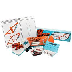 RideWrap Essential Downtube Frame Protection Kit