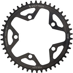 Wolf Tooth Components 110 BCD Cyclocross and Road Chainring