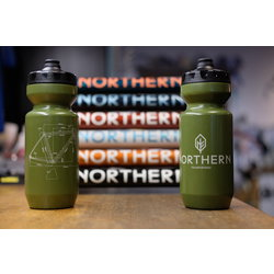 Specialized Northern Frameworks Bottle - Olive - 22oz
