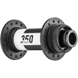 DT Swiss 350 CL-Disc Front Hub, 28h, 15x100mm