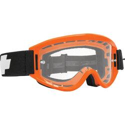 SPY+ BREAKAWAY Goggles - Orange, HD Clear Lenses