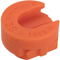 Fox NA 2 Air Volume Spacer for 36, 10 cc