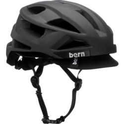 Bern FL-1 Pave MIPS Bike Helmet (with visor)