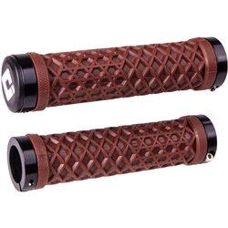 ODI Vans Grips - Chocolate Brown, Lock-On