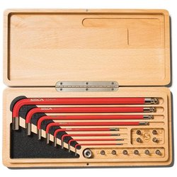 Silca Silca HX1 Tool Drive Kit with Wood Box