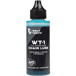 Wolf Tooth Components WT-1 Chain Lube for All Conditions - 2oz
