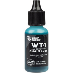 Wolf Tooth Components WT-1 Chain Lube for All Conditions - 0.5oz
