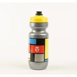 Silca Classic Mondrian Water Bottle