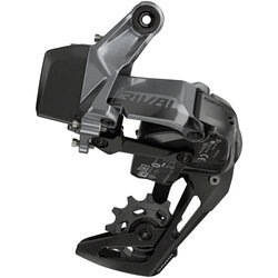 SRAM Rival XPLR eTap AXS Rear Derailleur - 12-Speed, 44t Max, Black, D1