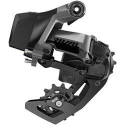 SRAM Rival eTap AXS Rear Derailleur - 12-Speed, Medium Cage, Black, D1
