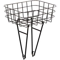 Pelago Rasket Front Basket: Black Stainless Steel