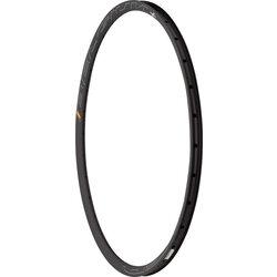 HED Belgium Plus Rim - 700, Disc, Black, 28 Hole
