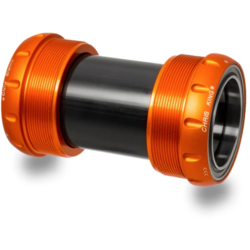 Chris King Threadfit T47 30x Bottom Bracket - Matte Mango - Ceramic Bearings