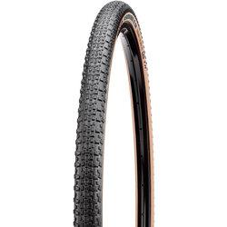 Maxxis Rambler Tire - 700 x 38, Tubeless, Folding, Black/Dark Tan, Dual, EXO