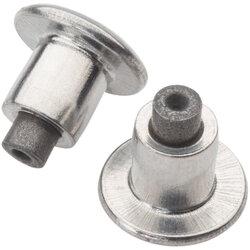 45NRTH Concave Carbide Aluminum Studs: Pack of 100