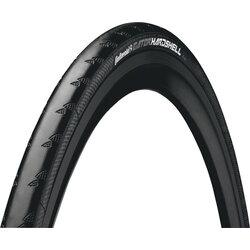 Continental Gator Hardshell Black Edition Tire - 700 x 25, Clincher, Folding, Black
