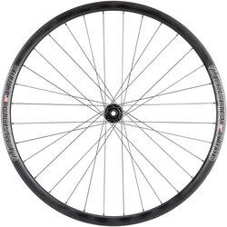 Quality Wheels Formula/Velocity Aileron Front Wheel - 700, 12 x 100mm, Center-Lock, Black
