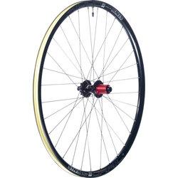 Stan's NoTubes Grail S1 Rear Wheel - 700, 12 x 142mm, 6-Bolt, HG 11, Black