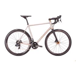 Northern Frameworks Titanium Road Bike - Force AXS - Chris King Matte Bourbon - 57.5cm