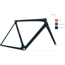 Allied Allroad Frameset