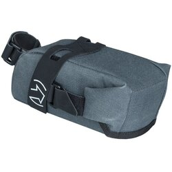 Shimano PRO Discover Saddle Bag - Small, Waterproof, Grey